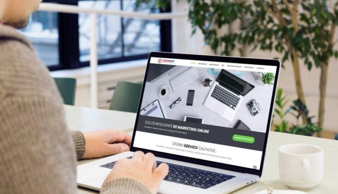 Creare Web Site De Prezentare